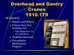 overhead and gantry cranes 1910 17962