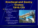 overhead and gantry cranes 1910 17964