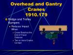 overhead and gantry cranes 1910 17967