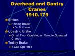overhead and gantry cranes 1910 17971