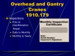 overhead and gantry cranes 1910 17973