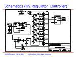 schematics hv regulator controller