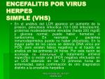 encefalitis por virus herpes simple vhs45