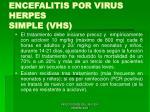 encefalitis por virus herpes simple vhs48