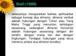 stoll 1989