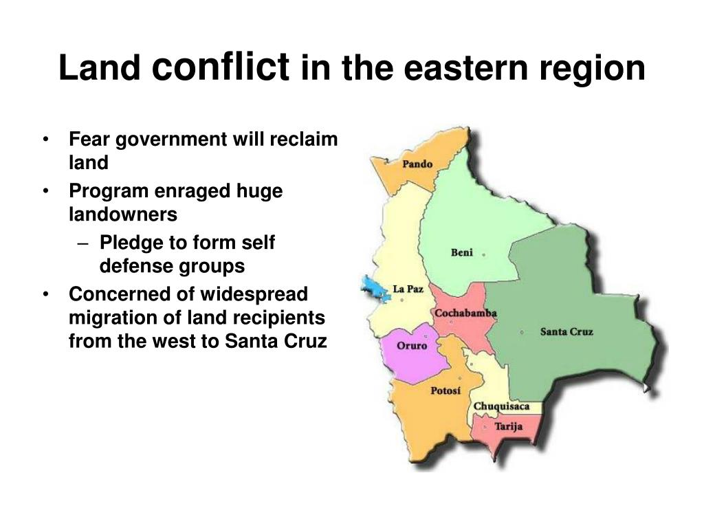 Fear government will reclaim land