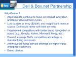 dell box net partnership