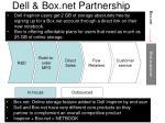 dell box net partnership32