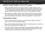q4 con t dell vs box net