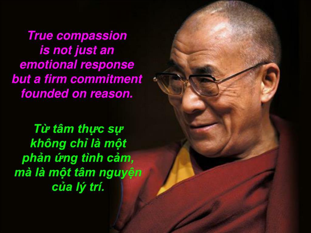 True compassion