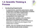 1 3 scientific thinking process8
