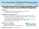 the smartway transport partnership