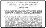 hospital ngeles del pedregal servicio de cirug a general17