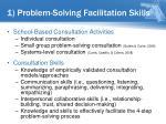 1 problem solving facilitation skills
