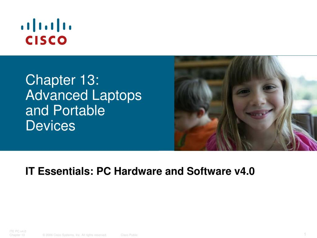 chapter 13 advanced laptops and portable devices l.