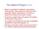the sphere project7