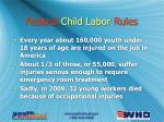 federal child labor rules4