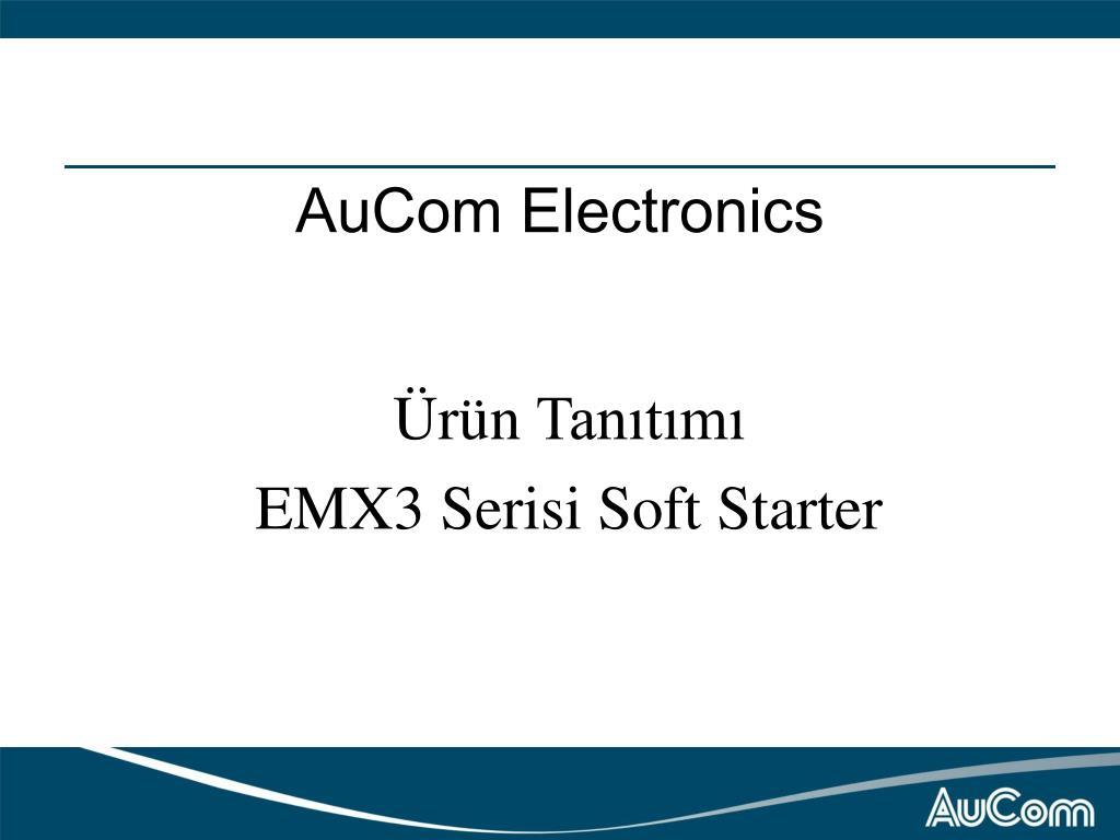 aucom electronics l.