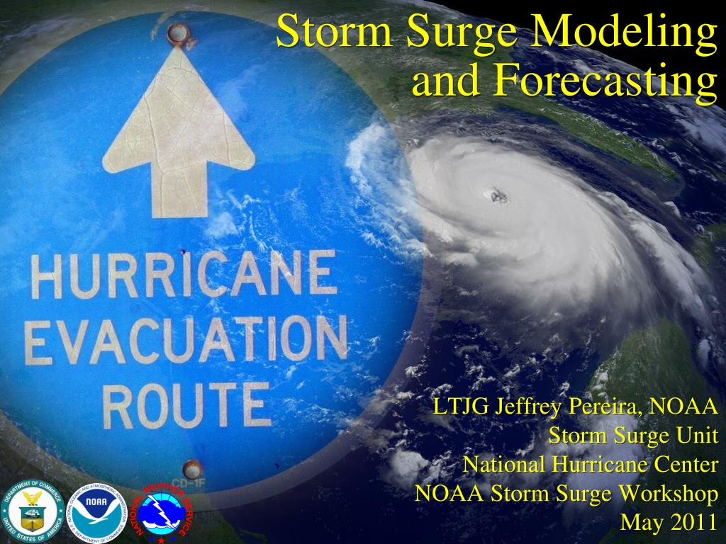 storm surge modeling and forecasting l.