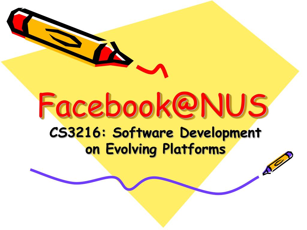 facebook@nus l.