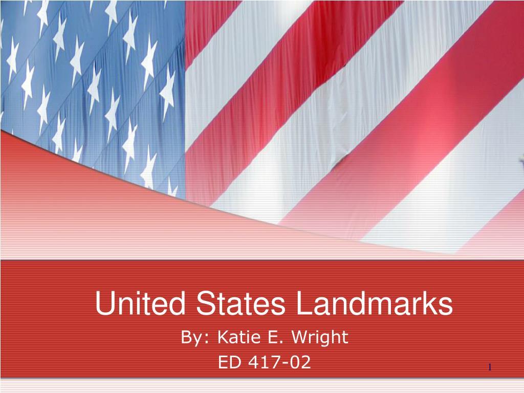 united states landmarks l.