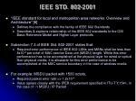 ieee std 802 2001