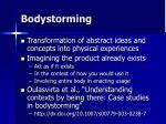 bodystorming