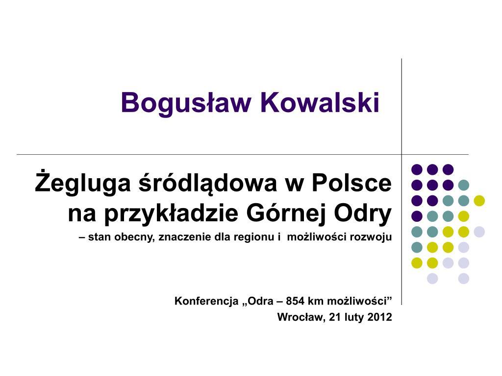 bogus aw kowalski l.