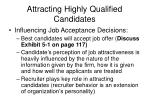 attracting highly qualified candidates6