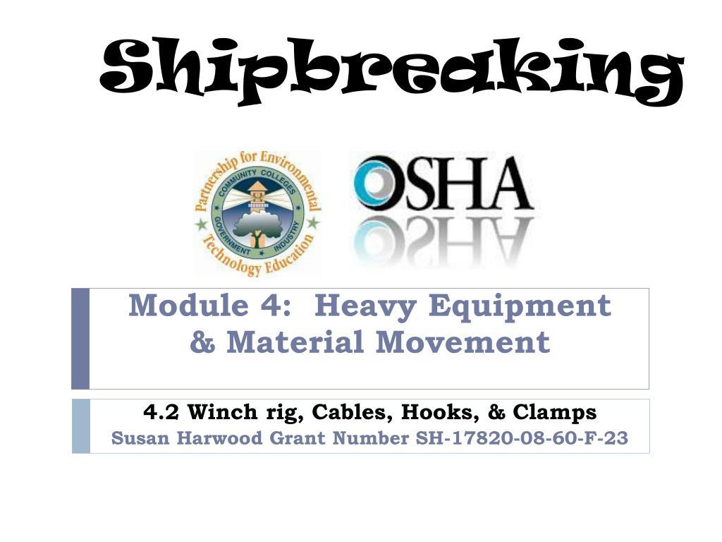 shipbreaking l.