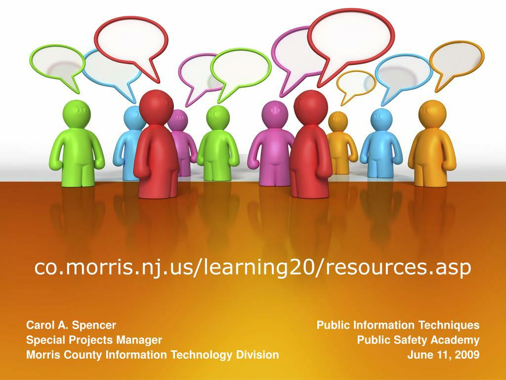 co.morris.nj.us/learning20/resources.asp
