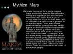 mythical mars