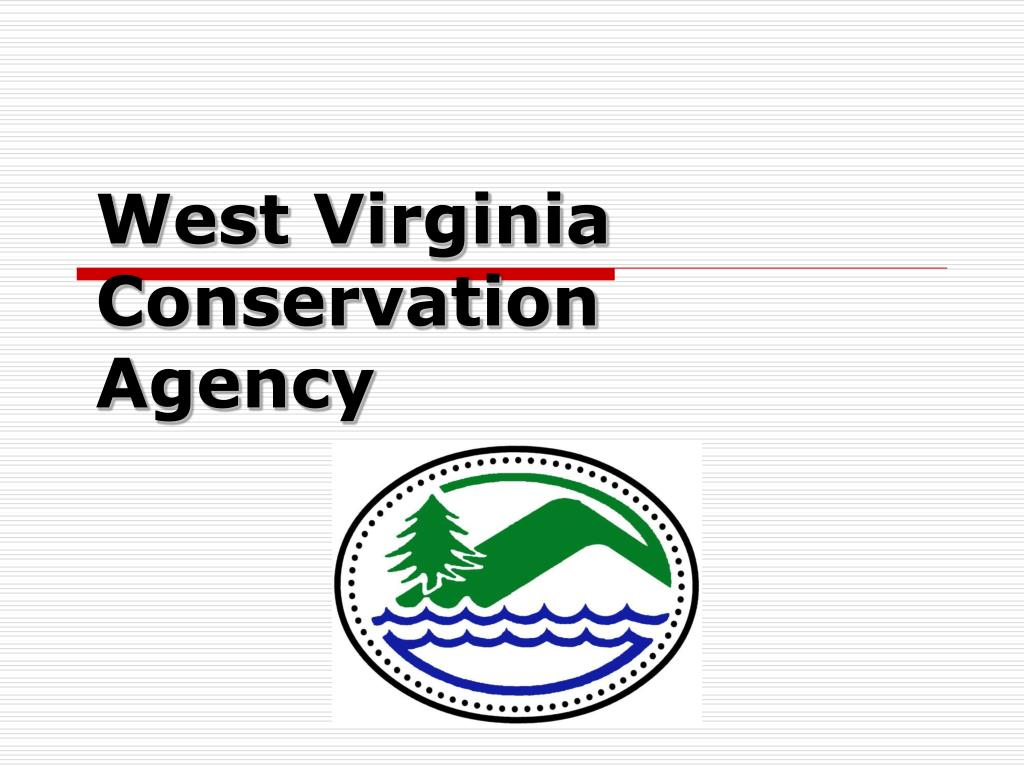 west virginia conservation agency l.