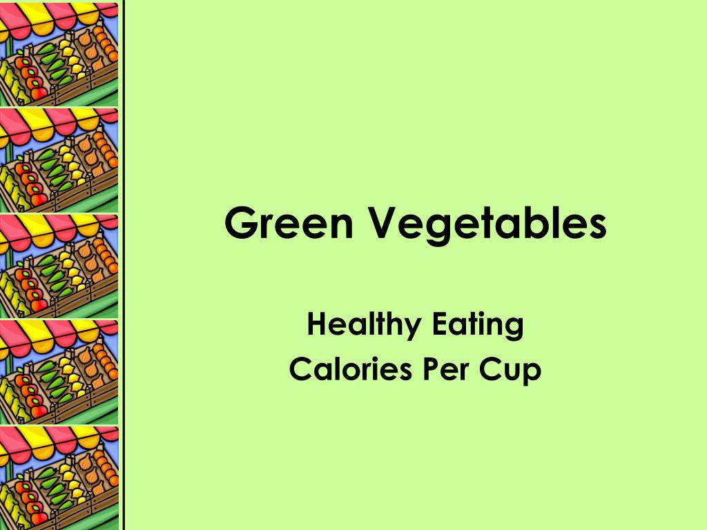 green vegetables l.