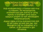 hubungan endometriosis dan kehamilan