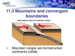 11 3 mountains and convergent boundaries15