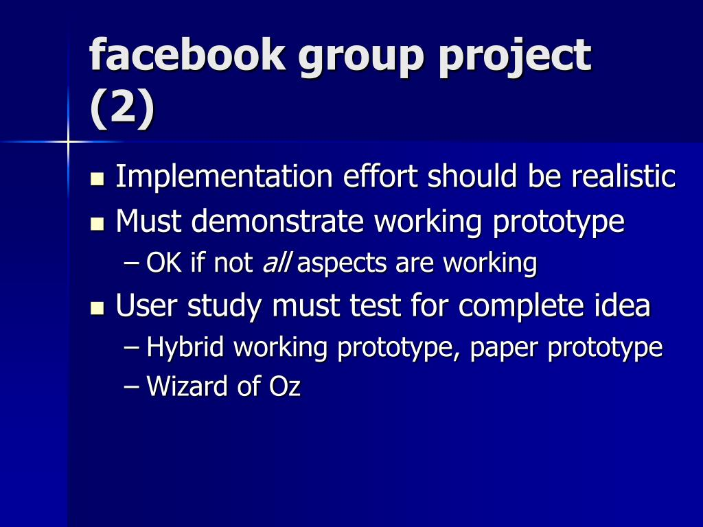 facebook group project (2)