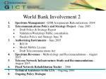 world bank involvement 2