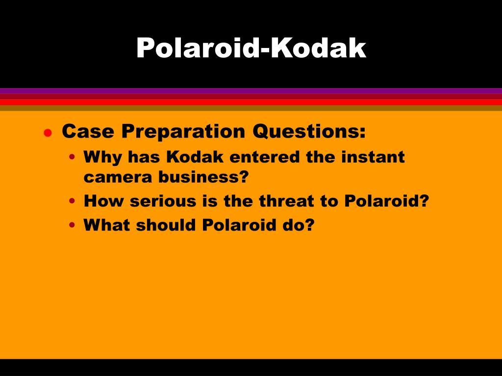 polaroid kodak l.