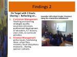findings 2