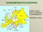 tuumaenergeetika euroopas