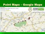 point maps google maps