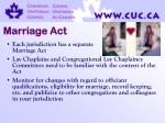 marriage act