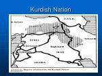 kurdish nation