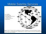 mobile satellite services46