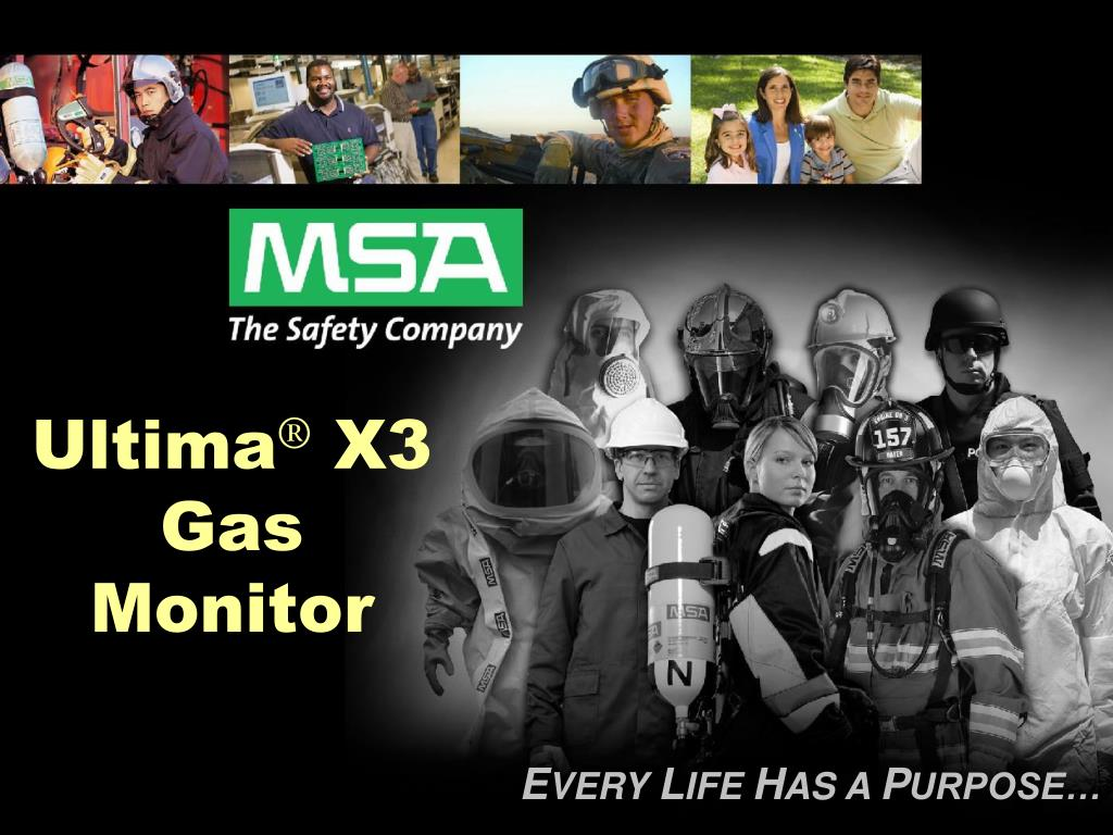 ultima x3 gas monitor l.