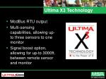 ultima x3 technology19