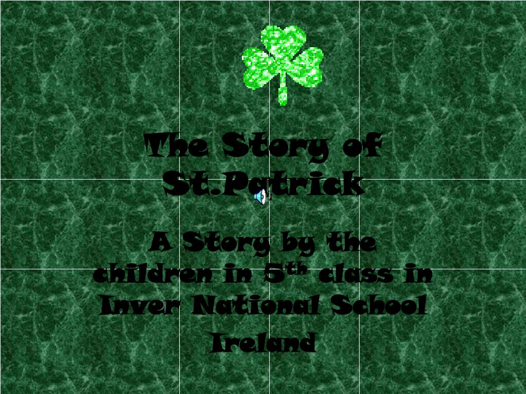 the story of st patrick l.