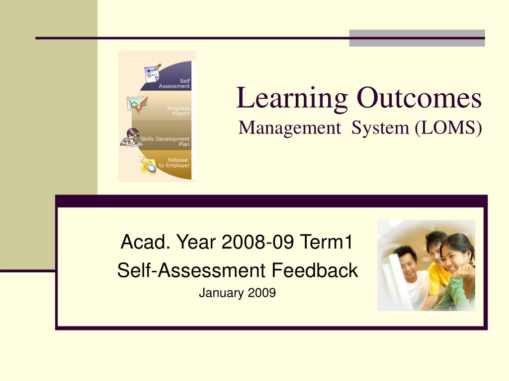 learning outcomes management system loms l.