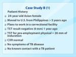 case study b 1
